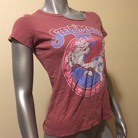 602f4a617 Tops | Steve Miller Band Unicorn T Shirt Top Xs | Poshmark